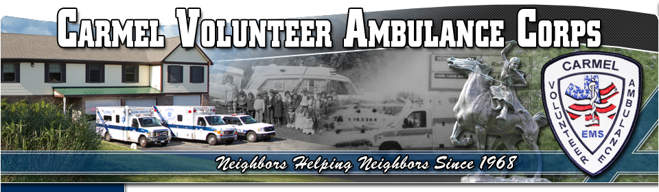 Carmel Volunteer Ambulance Corp