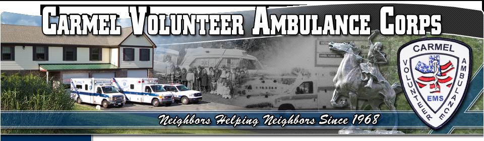 Carmel Volunteer Ambulance Corp